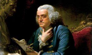The Surprising Tool Benjamin Franklin Used To Achieve Massive Success