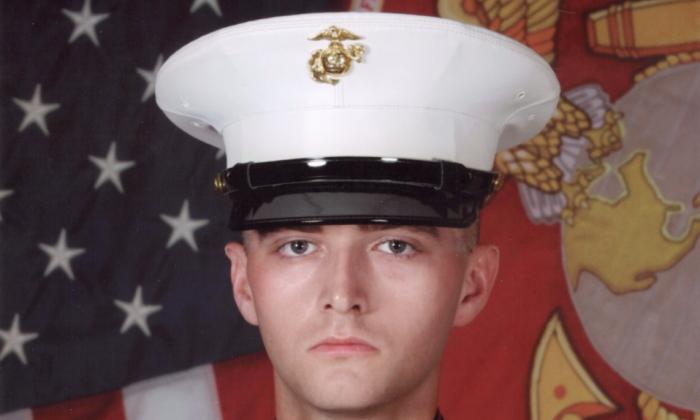 David Taylor Jr. (US Marine Corps.)