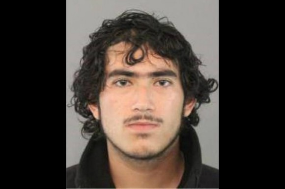 Daniel Stephen Mitchell, 18, of Fairfield. (Suisun City Police Department)