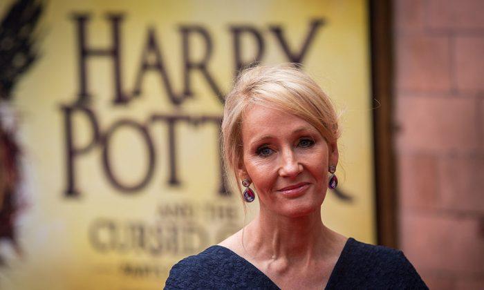 J. K. Rowling (Rob Stothard/Getty Images)