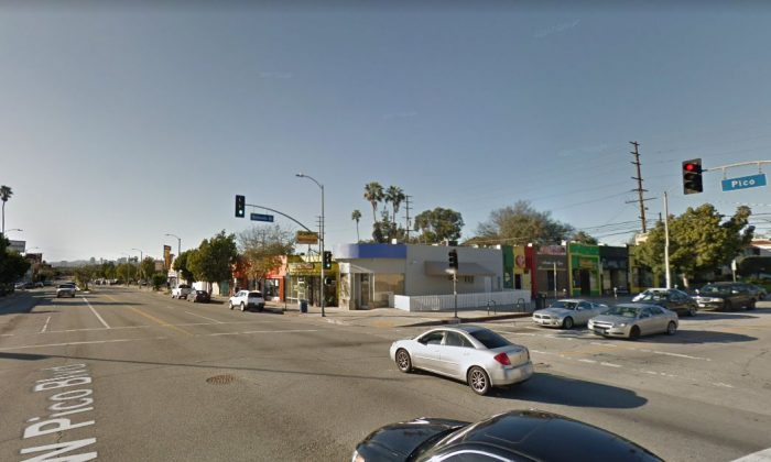 A Google Street View image shows  5088 West Pico Boulevard in Los Angeles (Google Street View/screenshot)