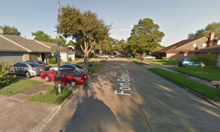 Fort Bowie Court in Katy, Texas (Google Street View)