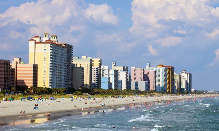 Myrtle Beach, South Carolina. ( Tom Hirtreiter/Shutterstock)