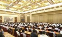 Emergency Meeting in Beijing Signals Growing Intensity of Xi's Political Campaign