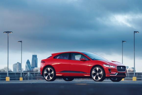 Jaguar I-Pace concept (Jaguar Land Rover)
