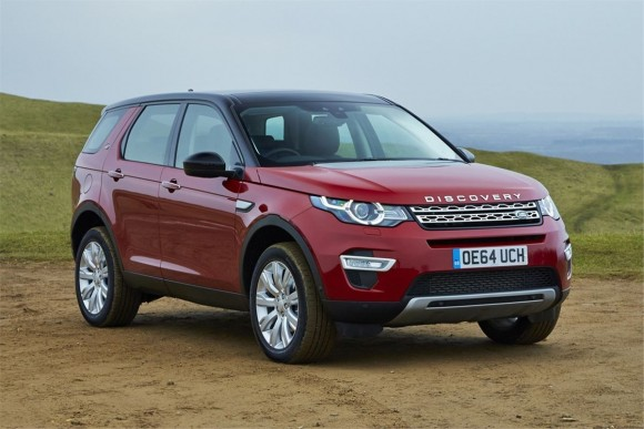 Land Rover Discovery Sport (Jaguar Land Rover)