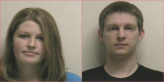 Clarissa Anne Tobiasson, 27, and her husband, Brett Parker Tobiasson, 31. (Utah County Sheriff's Office)