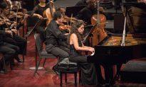 Bach and Beethoven at Mostly Mozart