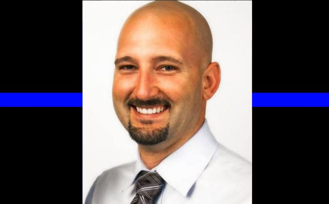 Officer Michael Gary, 37, was shot and killed in the line of duty on Sunday, August 6, 2017.  (Missouri State Highway Patrol)