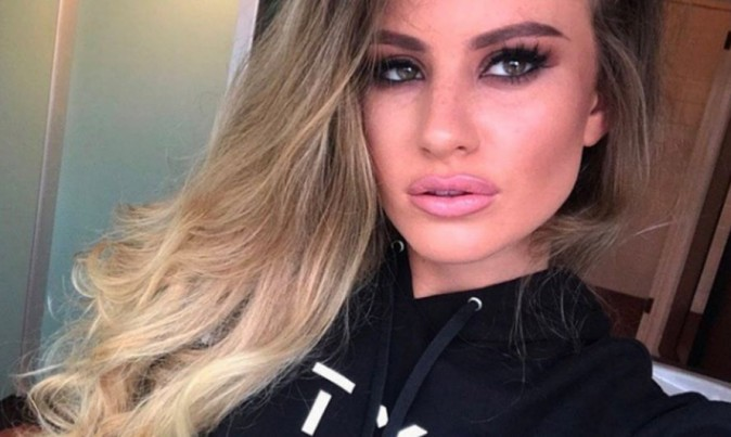 Chloe Ayling says she was kidnapped and drugged. She said she was attacked by two men.  (Instagram)