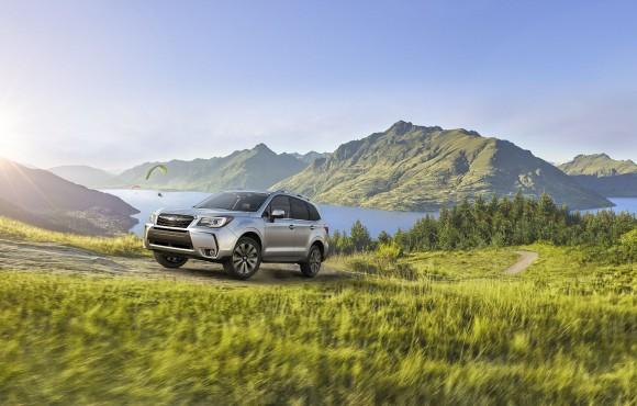 Subaru Forester (Subaru Canada, Inc.)