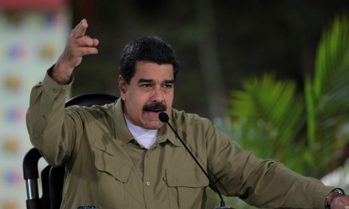 Venezuela's President Nicolas Maduro says that he was a victim of an assassination attempt on Aug. 4. (Miraflores Palace/Handout via REUTERS)