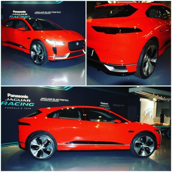 Jaguar I-Pace Concept (Jaguar Canada) (David Taylor)