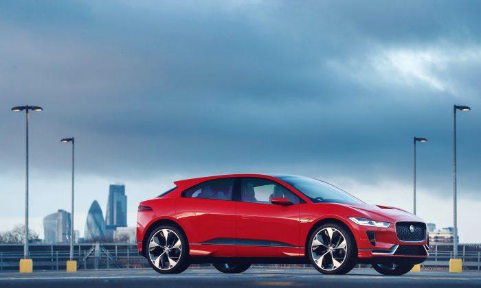 Jaguar I-Pace Concept (Jaguar Canada)