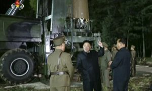 China Warns It May Remain Neutral If North Korea Launches Missile Attack on US
