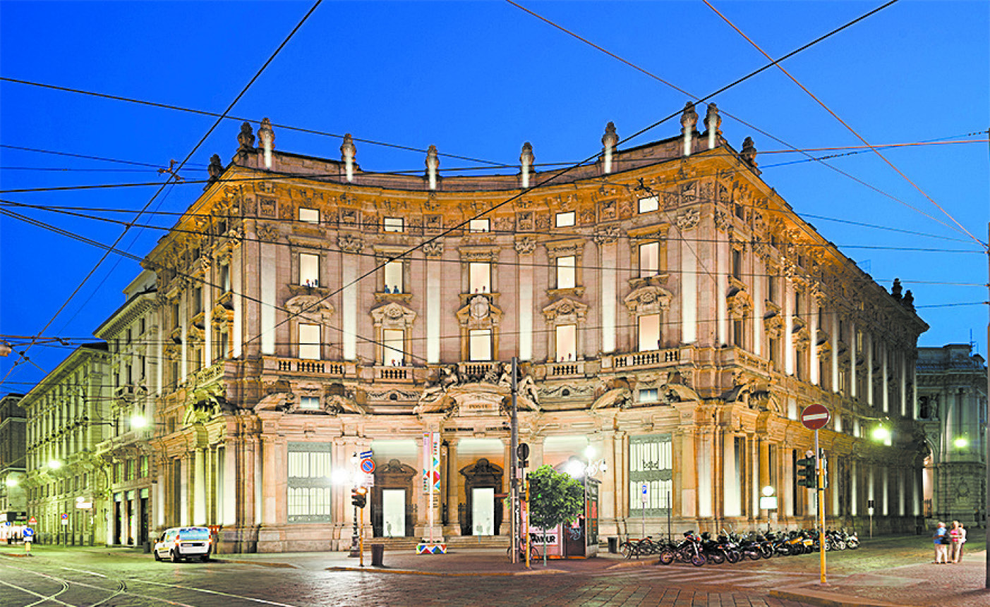 Starbucks is opening a roastery in Milan in the Palazzo Delle Poste, the famous post office building. The 25,500-square-foot retail space will be the first Starbucks roastery in Europe. (COURTESY OF STARBUCKS)
