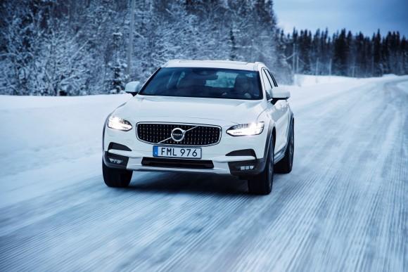 Volvo V90 Cross Country (Volvo Canada)