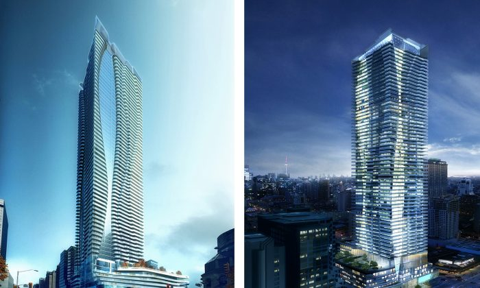 One Bloor Street East (Courtesy of Sotheby's International Realty Canada)