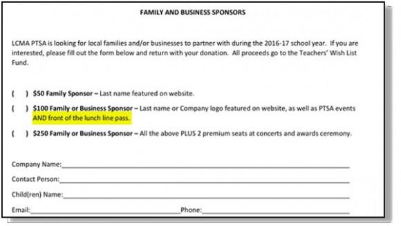 (Screenshot of the letter, via WFLA).