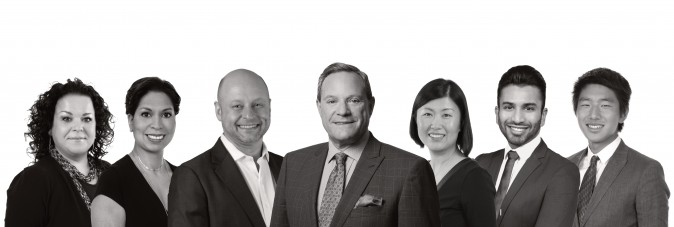 The Torontoism team. (Courtesy of Sotheby's International Realty Canada)