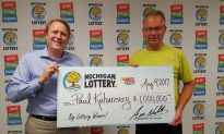 Michigan Man Joins Ranks of Weirdly Lucky Lotto Winners