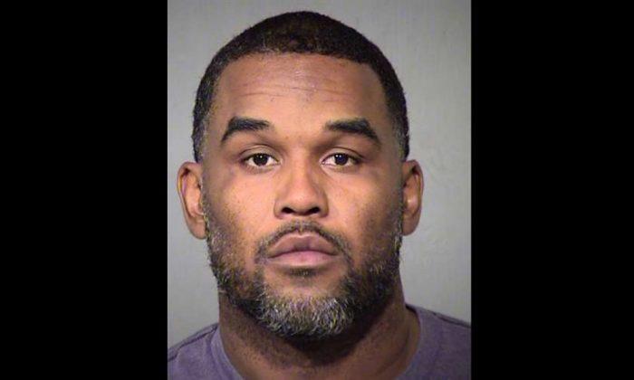 Daylon Pierce mugshot. (Office of the Arizona Attorney General)