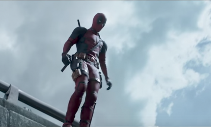 Scene from Deadpool movie.  (Screenshot/Youtube)