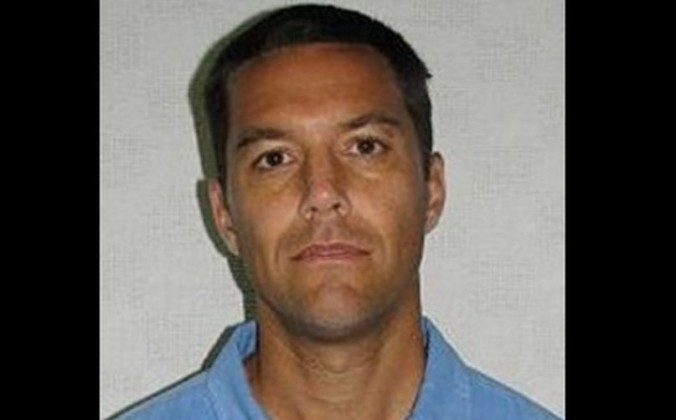 A Mugshot of Scott Lee Peterson. (courtesy of California Department of Corrections 2011)