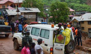 270 bodies recovered, 600 missing in Sierra Leone mudslide