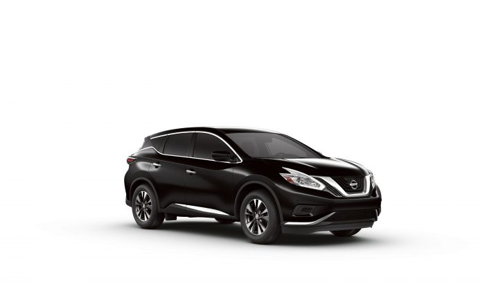 2017 Nissan Murano. (Courtesy of Nissan)