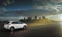 2017 Ford Edge AWD Titanium