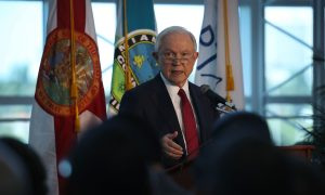 Sessions Blasts Sanctuary Cities for Aiding Criminals