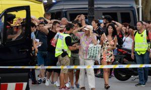 Barcelona Van-Plowing Suspect Identified, Trump Condemns Terror Attack