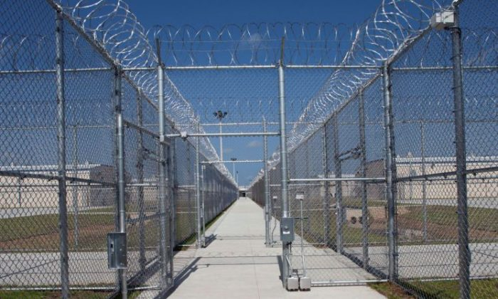 Blackwater River Correctional Facility. [Florida Department of Corrections]