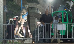 Statue Teardowns Continue: Jesus, American Revolutionary Figures, and Columbus All Now Targeted