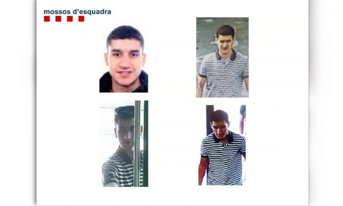 Four suspects of Barcelona attack