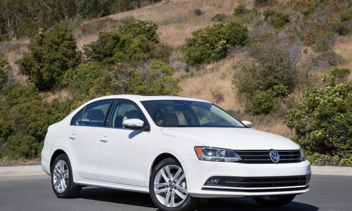 2017 Volkswagen Jetta. (Courtesy of Volkswagen)