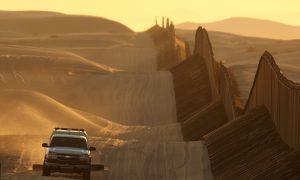 Trump Visits Yuma, Where Border Wall Is 'Vital'