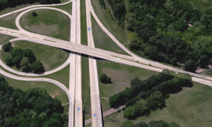 Infant Found on Ledge of Highway Overpass, Police Piecing Together Details