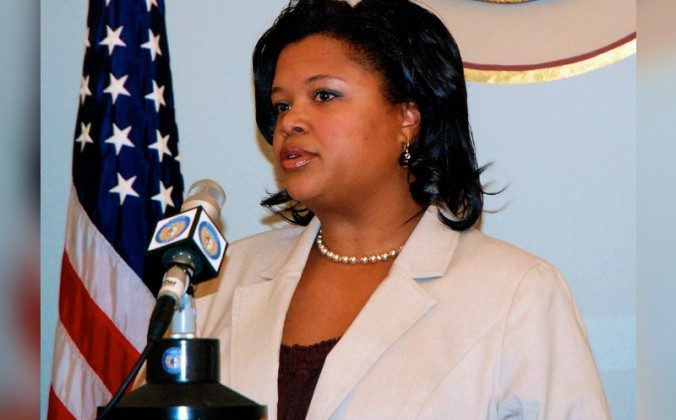 Democratic State Sen. Maria Chappelle-Nadal (KOMUnews via Wikimedia Commons/CC BY 2.0)