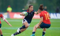 Women's Rugby World Cup Final Stages