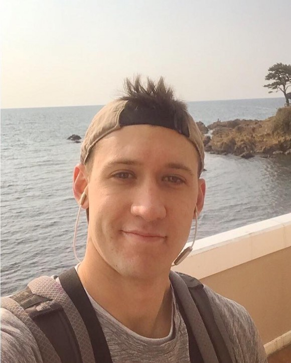 Electronics Technician 3rd Class Dustin Louis Doyon, 26, from Suffield, Connecticut (Courtesy photo)