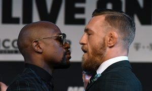 With Latest Win, Mayweather Enters Rare Territory