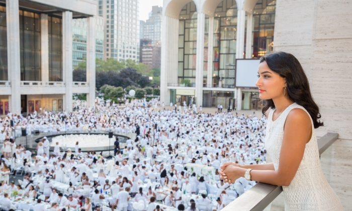 Diner en Blanc: New York City's Elegant Outdoor Party