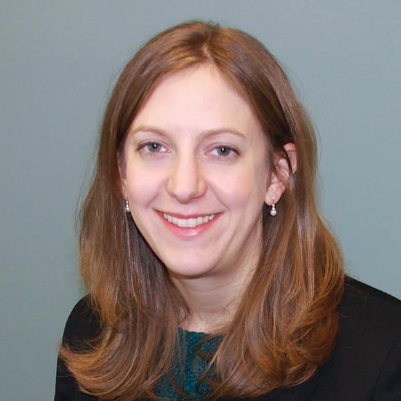 Julia Gelatt, senior policy analyst, Migration Policy Institute. (Courtesy of MPI)