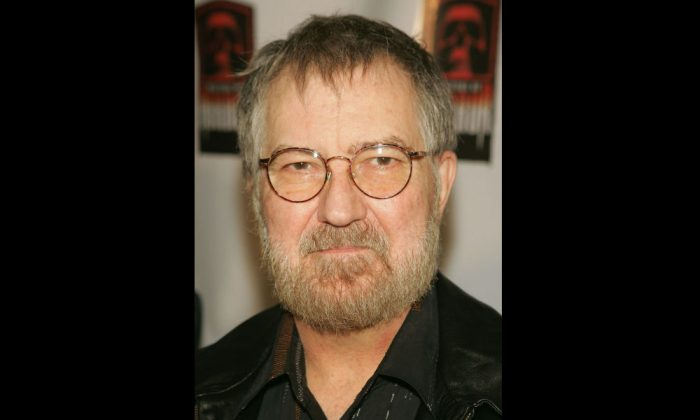 Tobe Hooper on April 4, 2006 in Hollywood, California. (Frazer Harrison/Getty Images)