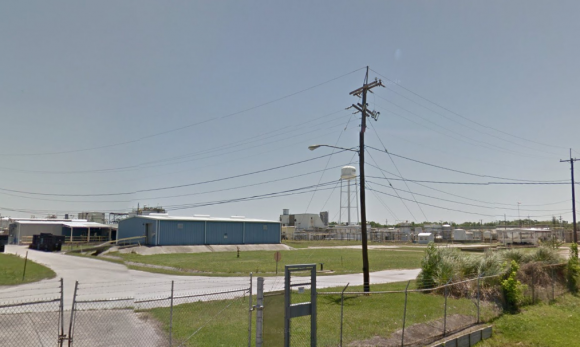 Arkema chemical plant in Texas. (Google Maps)
