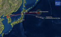 North Korean Missile Flown Over Japan Might Have Landed Short of Expected Range
