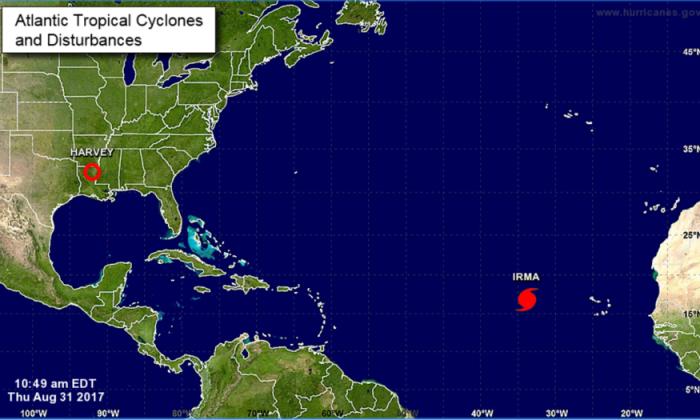 Hurricane Irma (National Hurricane Center)