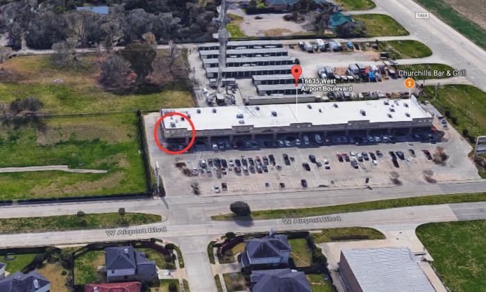 Pizza Hut location in Sugar Land, Tex. (Screenshot via Google Maps)
